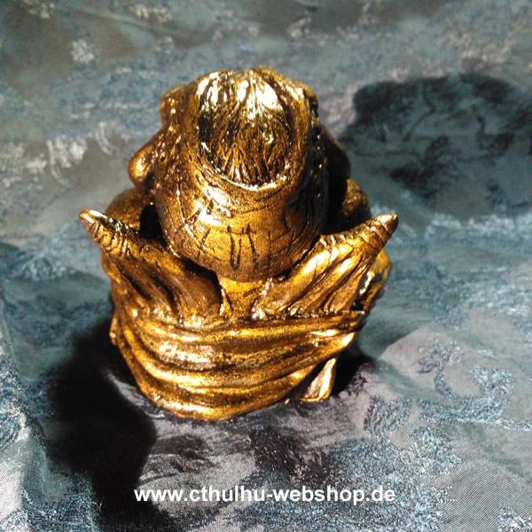 Cthulhu-Buddha Statuette - Ansicht 4