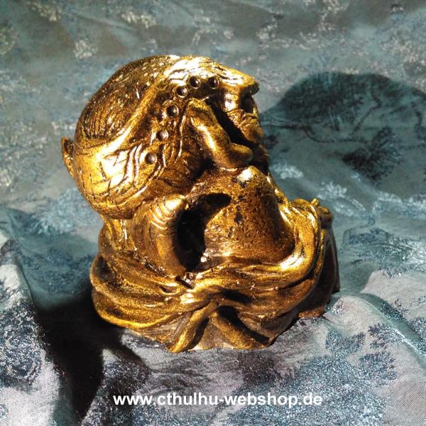 Cthulhu-Buddha Statuette - Ansicht 3