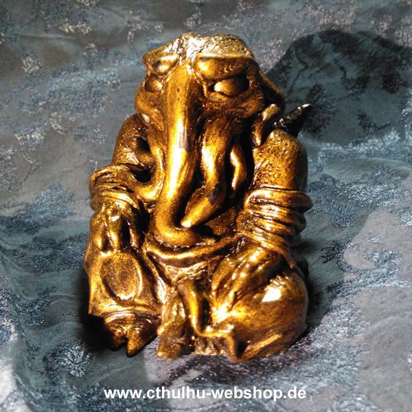 Cthulhu-Buddha Statuette