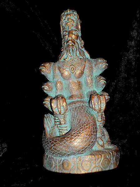 Dagon (Statuette) - Tiefes Wesen aus H.P. Lovecrafts gleichnamigen Erzählung