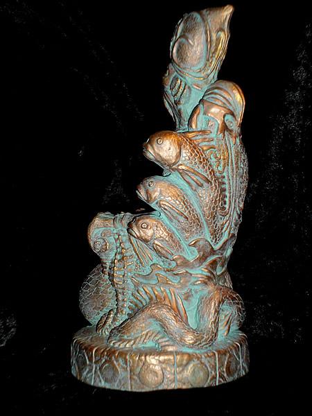 Statuette Dagon aus dem Cthulhu Mythos - Ansicht 5