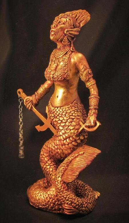 Statuette Mutter Hydra aus dem Cthulhu Mythos - Ansicht 2