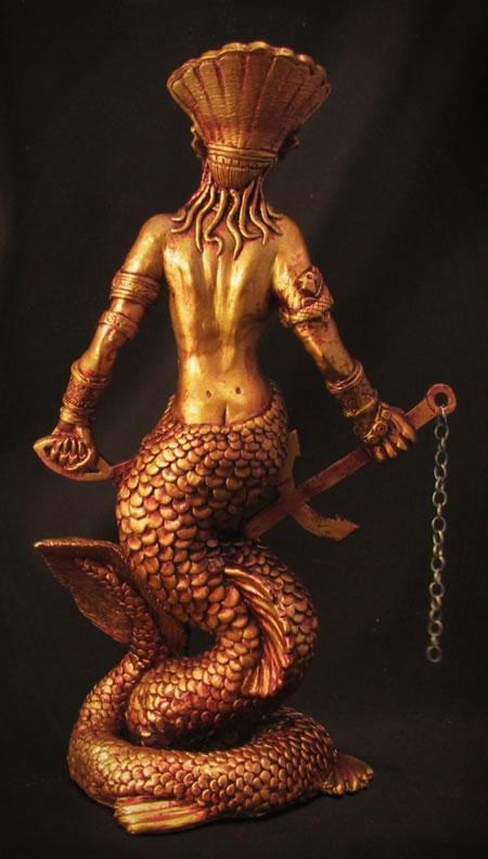 Statuette Mutter Hydra aus dem Cthulhu Mythos - Ansicht 4
