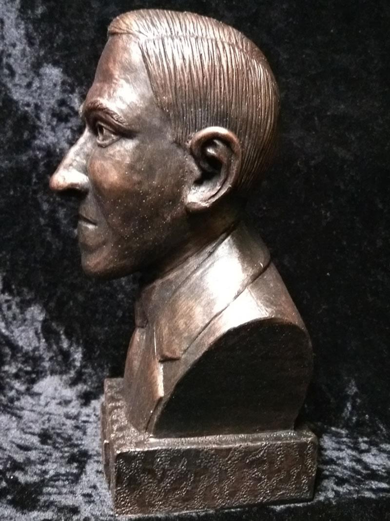 Büste H.P. Lovecraft - Ansicht 6