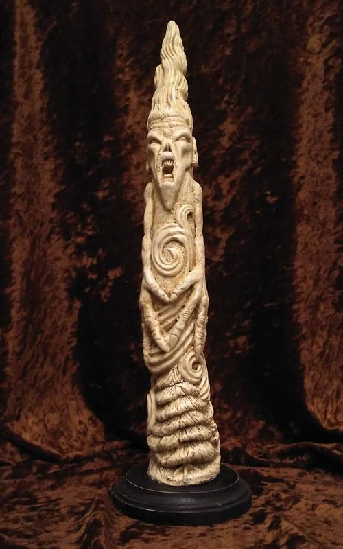 Ithaqua - Gott der kalten weißen Stille (Statuette)