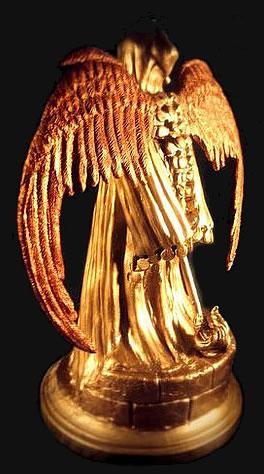 Der König in Gelb - Statuette nach einer original Zeichnung von Robert W. Chambers - Ansicht 3
