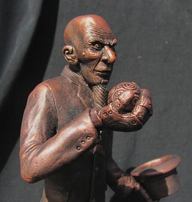 Nyarlathotep (Statuette) - Einer der Großen Alten aus H.P. Lovecrafts Erzählungen