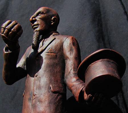 Statuette Nyarlatthtep aus dem Cthulhu Mythos - Ansicht 1
