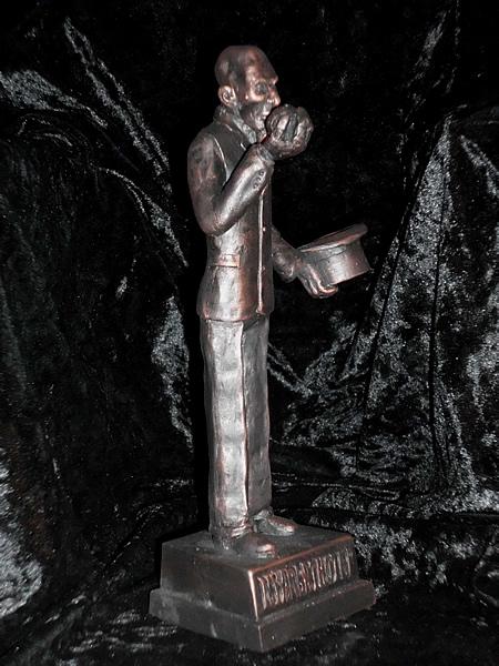 Statuette Nyarlatthtep aus dem Cthulhu Mythos - Ansicht 2