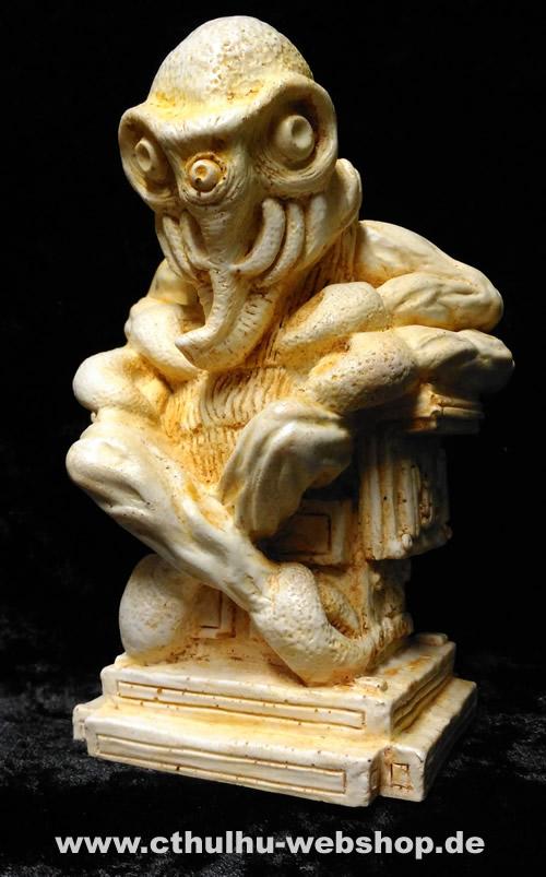 Rhan-Tegoth - Das Grauen im Museum (Statuette) - Wesen aus dem Cthulhu Mythos