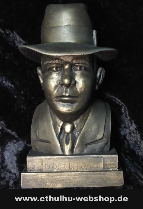 Robert E. Howard (Büste) - Ansicht 1