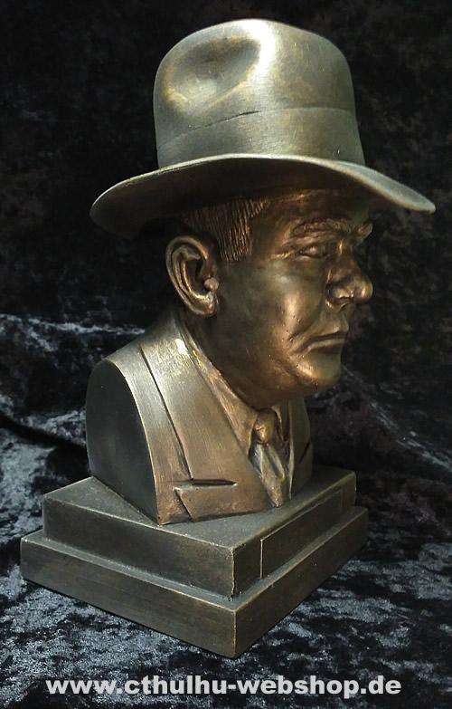 Robert E. Howard (Büste) - Ansicht 2