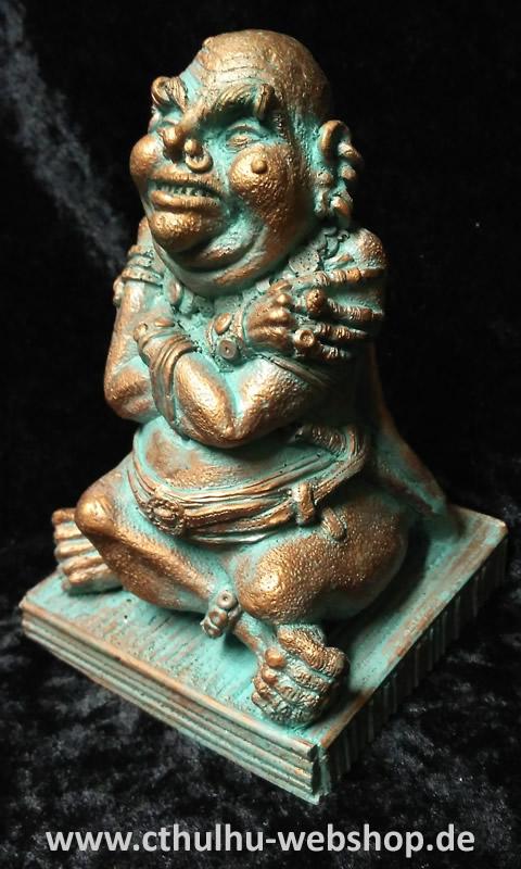 Tcho-Tcho Stammesältester (Statuette) - Ansicht 1