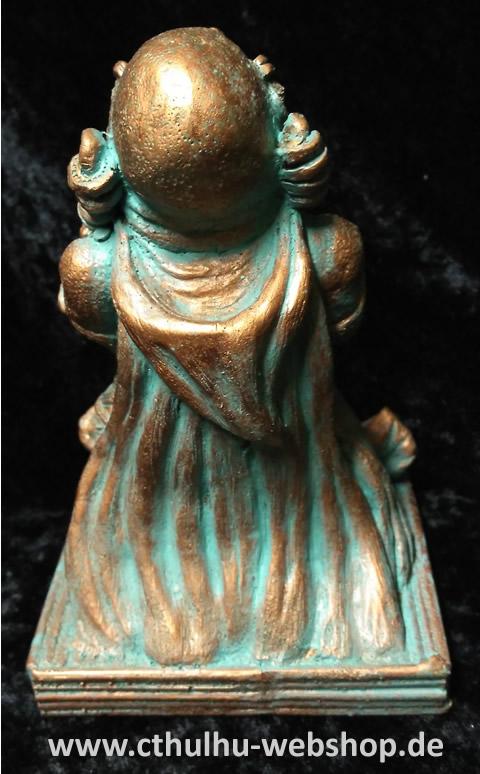 Tcho-Tcho Stammesältester (Statuette) - Ansicht 3