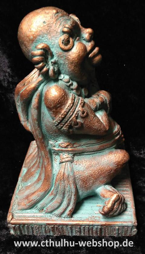 Tcho-Tcho Stammesältester (Statuette) - Ansicht 4