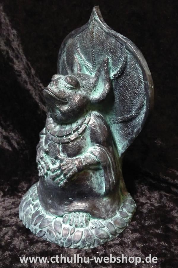 Tsathoggua (Statuette - kleine Version)  - Ansicht 3