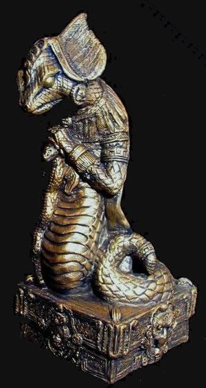 Yig (Statuette) - Großer Alter aus dem Cthulhu Mythos