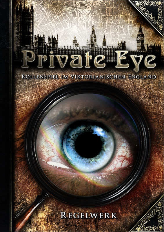 Private Eye - Regelwerk (deutsch)