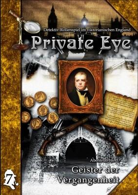 Private Eye - Abenteuerband 7: Geister der Vergangenheit (deutsch)