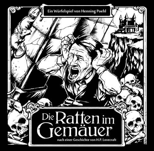 Ratten im Gemäuer - Nach eine Story von H.P. Lovecraft