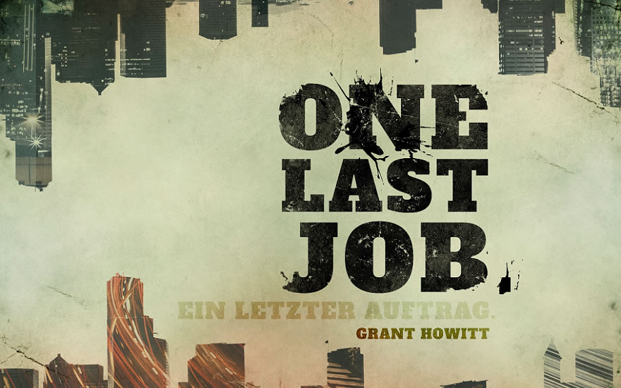 One Last Job - Indie-Rollenspiel