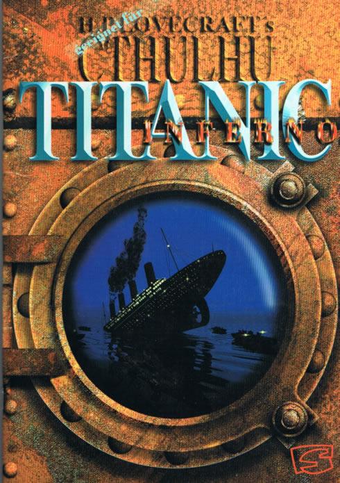 Titanic Inferno - NEUWERTIG - OUT OF PRINT - einzelnes Sammlerstück