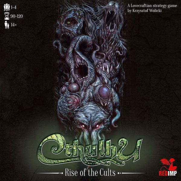 Cthulhu - Rise of the Cults (Brettspiel - Deutsch)