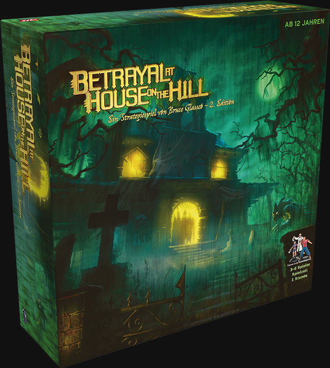 Betrayal at House on the Hill (Deutsch)