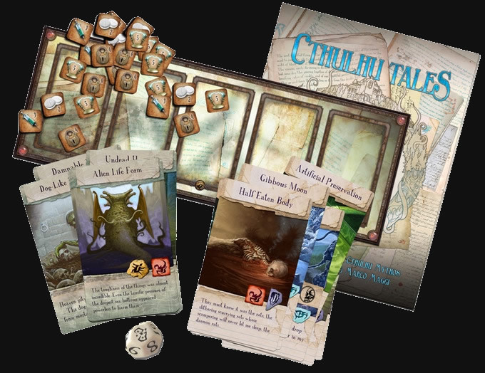 Cthulhu tales game