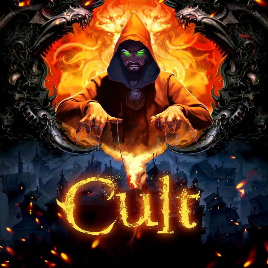 Cult (Brettspiel - Englisch)