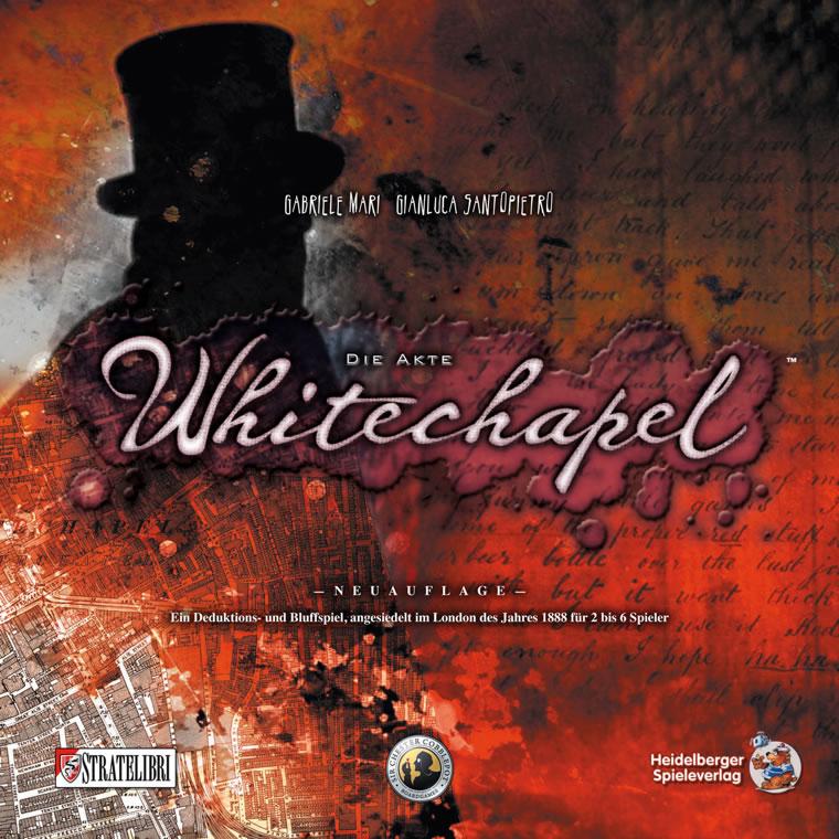 Die Akte Whitechapel NEUAUFLAGE (Deutsch)