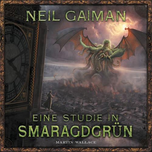 Eine Studie in Smaragdgrün (Vollständig deutsche Ausgabe)