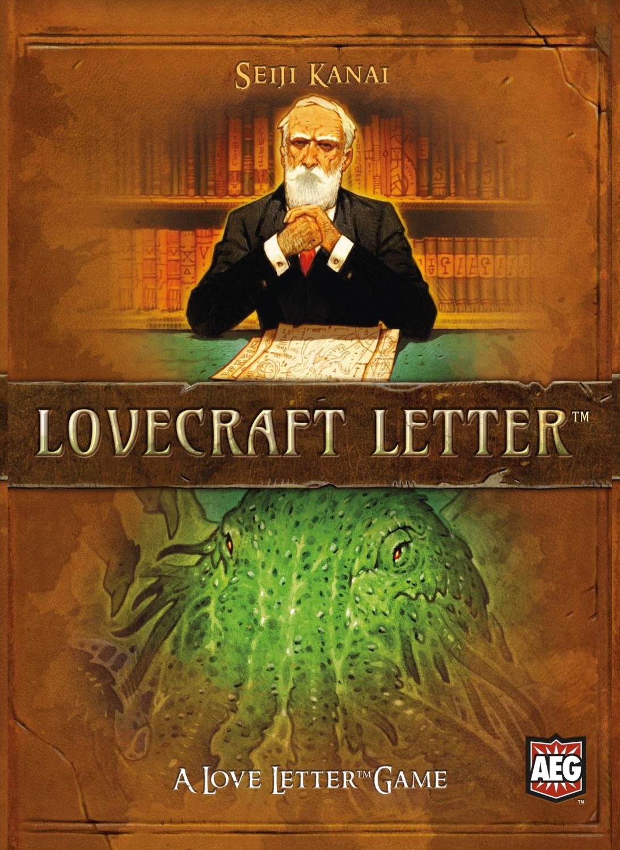 Lovecraft Letter - Kartenspiel (Englisch)