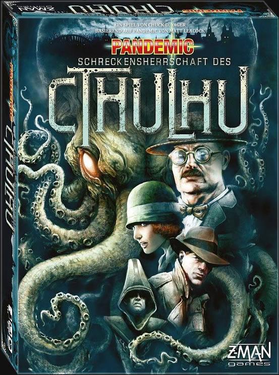 Pandemic - Schreckensherrschaft des Cthulhu (Brettspiel)
