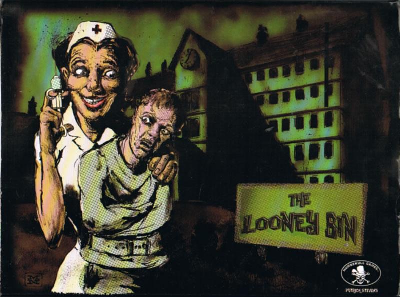Looney Bin (Deutsch)- Willkommen in der Klapsmühle!
