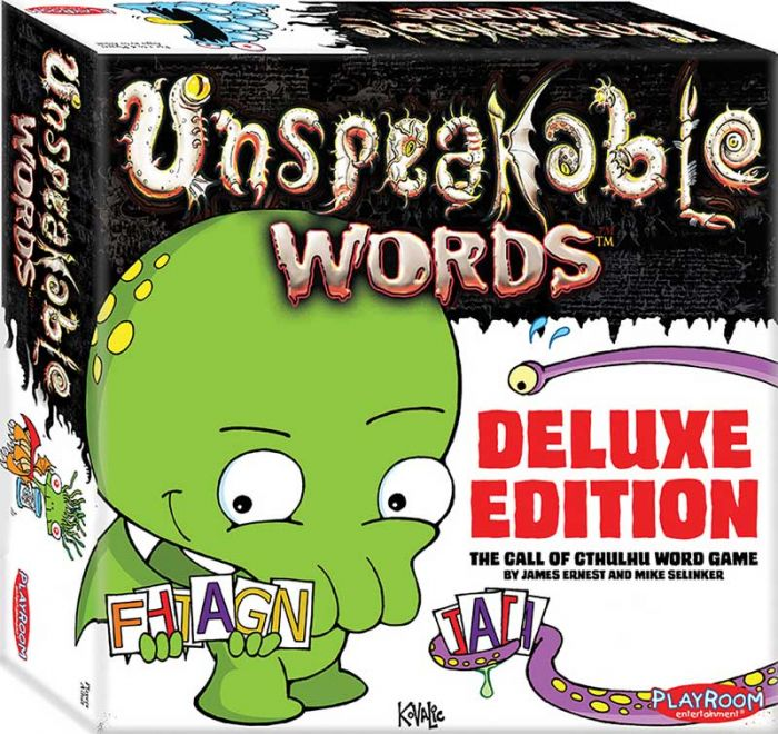 Unspeakable Words Deluxe Edition (englisch)