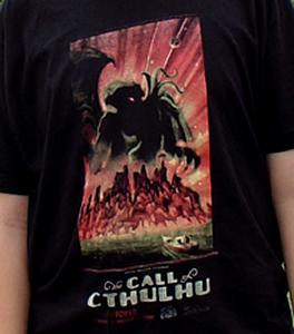 Call of Cthulhu T-Shirt - Größe: S