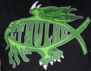 Cthulhu Fisch