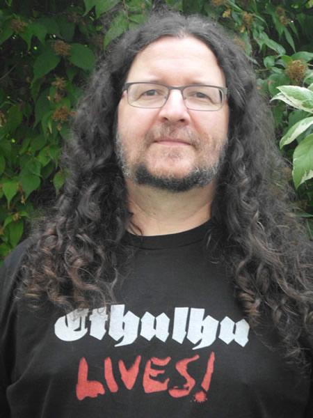 Cthulhu lives T-Shirt - Größe: L
