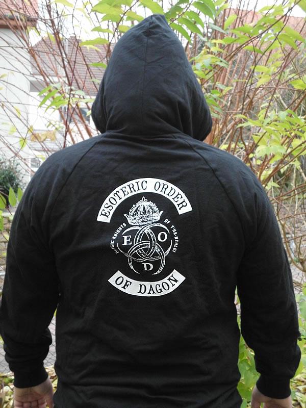 Esoteric Order of Dagon Hoodie - Größe: XL