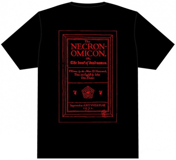 Necronomicon T-Shirt (XL)