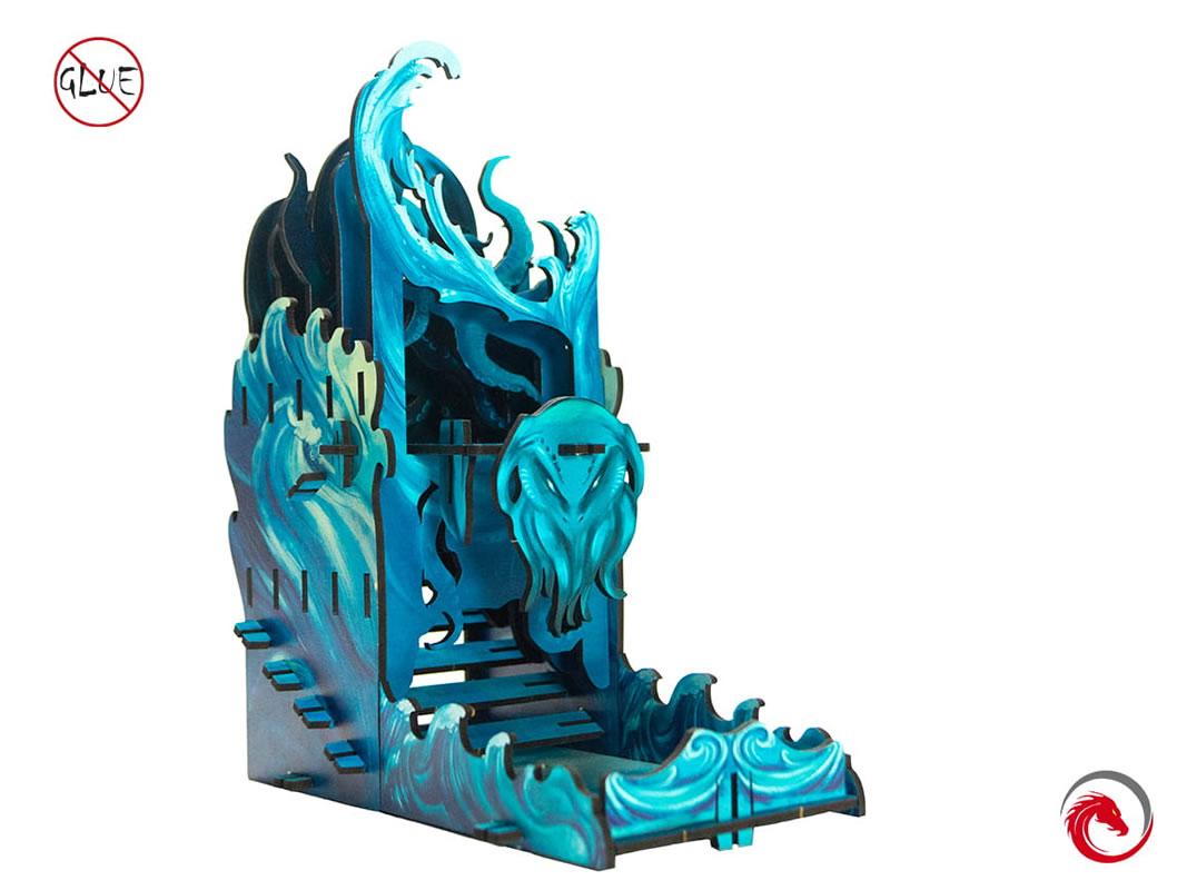 Cthulhu-Würfelturm von e-Raptor