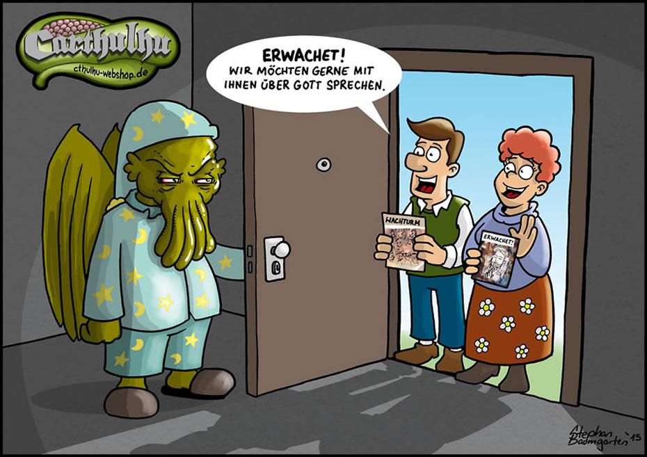 Carthulhu - Cthulhu Erwachet!