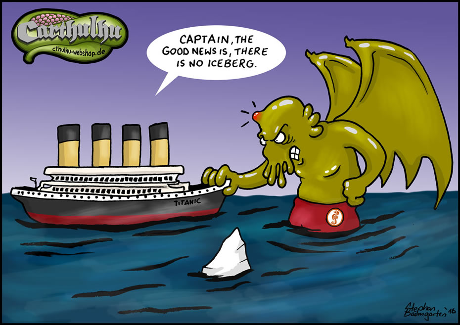 Carthulhu - Cthulhu: Treats or ....