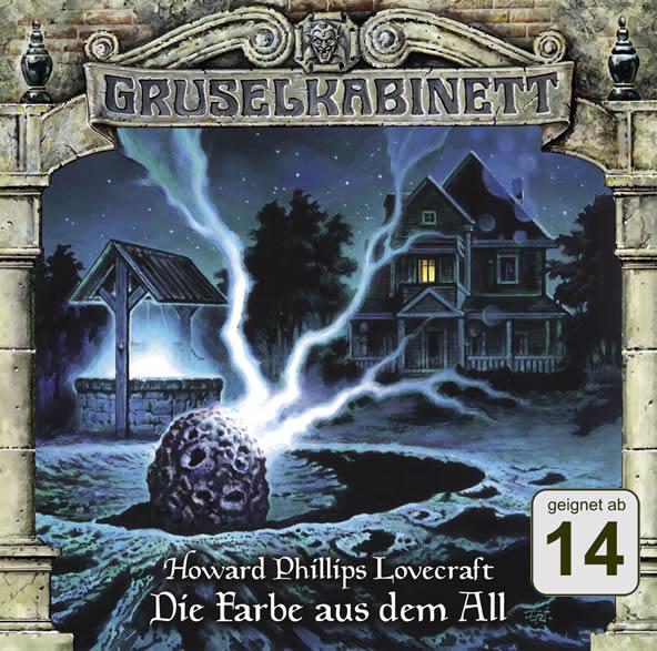 H.P. Lovecraft: Die Farbe aus dem All (1 CD) - Gruselkabinett 90