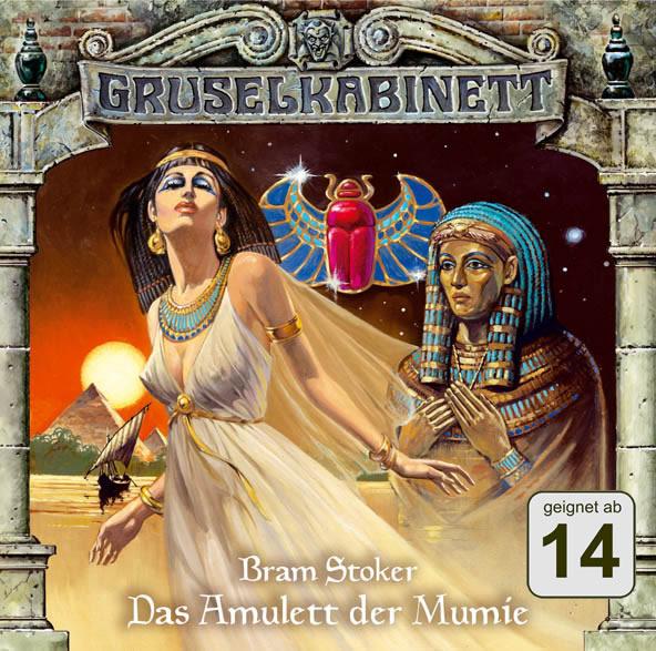 Bram Stocker: Das Amulett der Mumie (1 CD) - Gruselkabinett 02