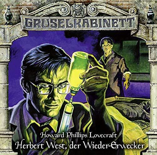 H.P. Lovecraft: Herbert West, der Wiedererwecker (1 CD) - Gruselkabinett 150