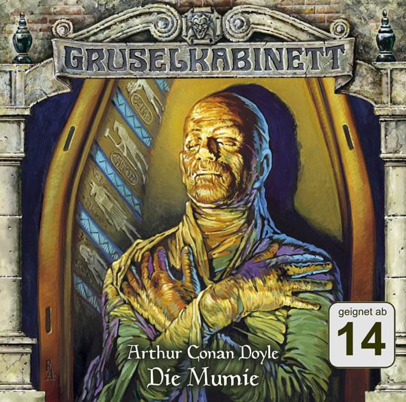 Sir Arthur Conan Doyle: Die Mumie (1 CD) - Gruselkabinett 51