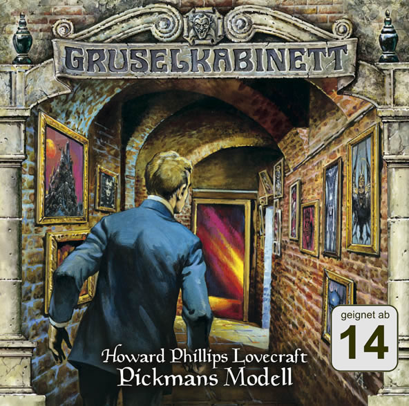 H.P. Lovecraft: Pickman's Modell (1 CD) - Gruselkabinett 58