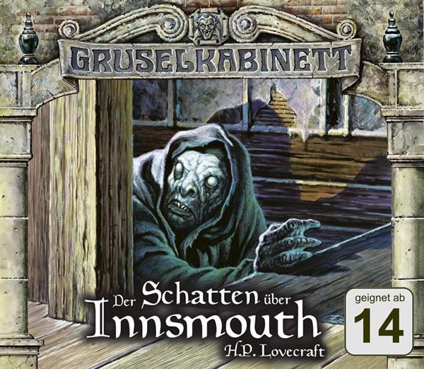 H.P. Lovecraft: Der Schatten über Innsmouth (2 CDs) - Gruselkabinett 66/67